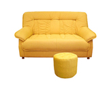 пуф без ящика + 2-местный диван Сиеста