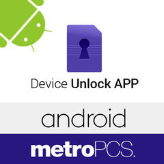 Metro PCS USA - Mobile Device Unlock APP