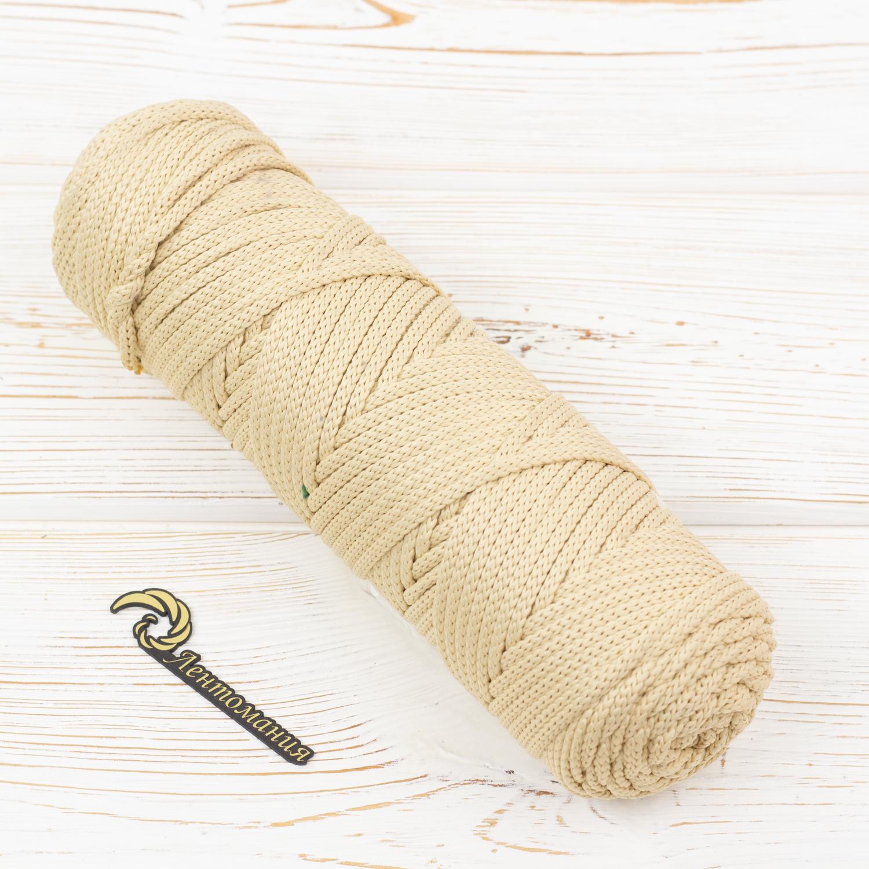 Полиэфирный шнур Шнур полиэфирный 4мм Молочный IMG_0008.jpg