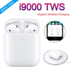 Беспроводные наушники i9000 TWS + чехол в подарок