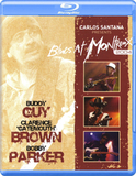Carlos Santana, Bobby Parker, Clarence Gatemouth Brown, Buddy Guy / Presents Blues At Montreux 2004 (Blu-ray)