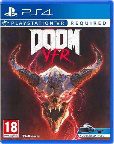 PS4 DOOM VFR (только для VR) (английская версия)