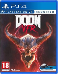 Sony PS4 DOOM VFR (только для VR) (английская версия)