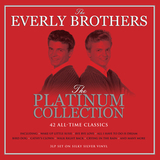The Everly Brothers / The Platinum Collection (Coloured Vinyl)(3LP)