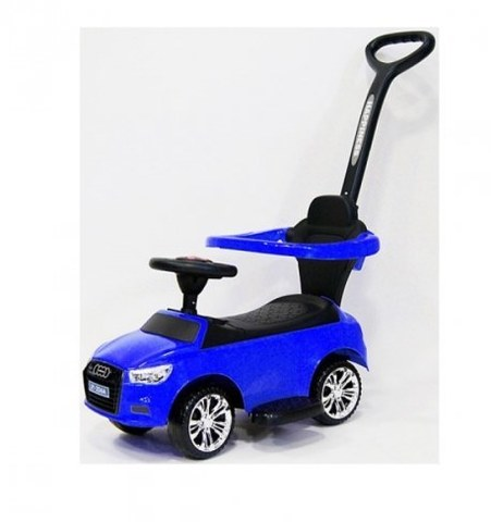 Каталка Rivertoys Audi JY-Z06A-BLUE, синий