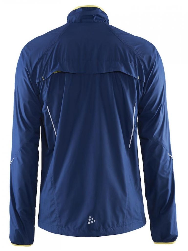 Мужская спортивная куртка для бега Craft Prime Run 1902210-2381 фото