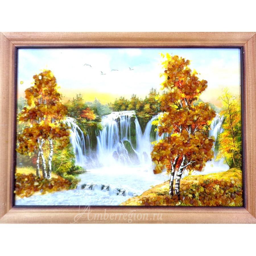 Картины в ассортименте, 15*21 см (горизонтальные)