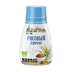 Bionova, Органический рисовый сироп, 230гр