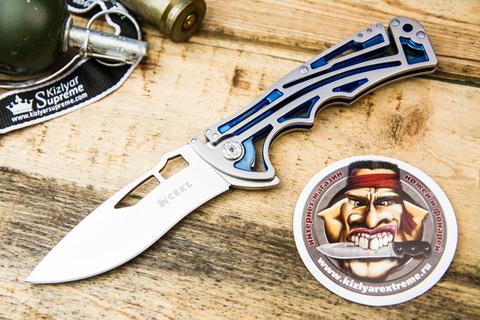 Складной нож CRKT NIRK TIGHE 5250