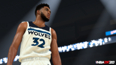 PS4 NBA 2K20 (английская версия)