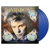 David Bowie ‎/ Glass Spider Tour - Live In Canada 1987 (Coloured Vinyl)(3LP)