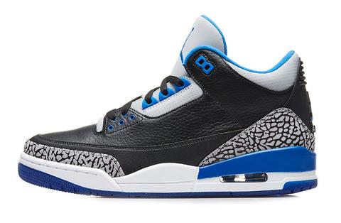 Air Jordan 3 Retro 'Sport Blue'