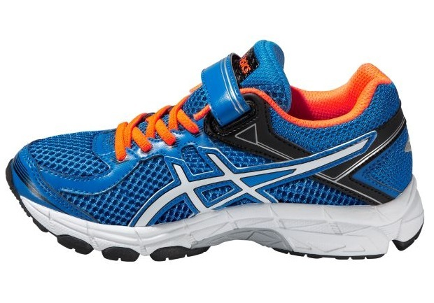 Детские беговые кроссовки Asics GT-1000 4 PS (C556N 3901) синие