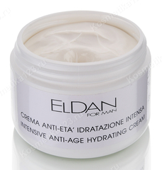 Anti-age крем 24 часа for man (Eldan Cosmetics | Le Prestige | Intensive Anti age hydrating cream), 250 мл