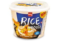 Лапша рисовая со вкусом морепродуктов, 98г