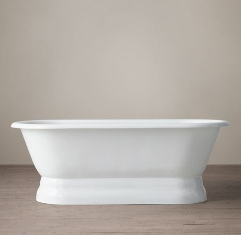Palais Pedestal Soaking Tub