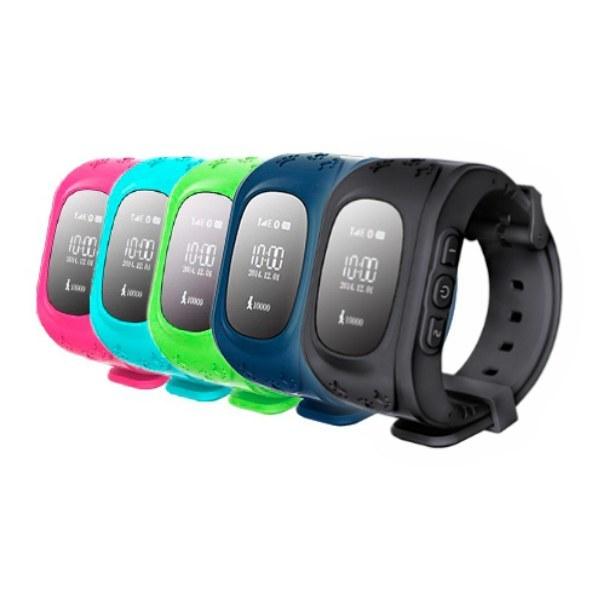 Цветовые вариации часов с GPS