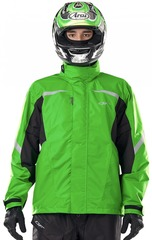 Куртка-дождевик Dragonfly EVO Green - мембрана