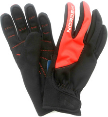 Перчатки Nordski Racing Black-Red WS 20