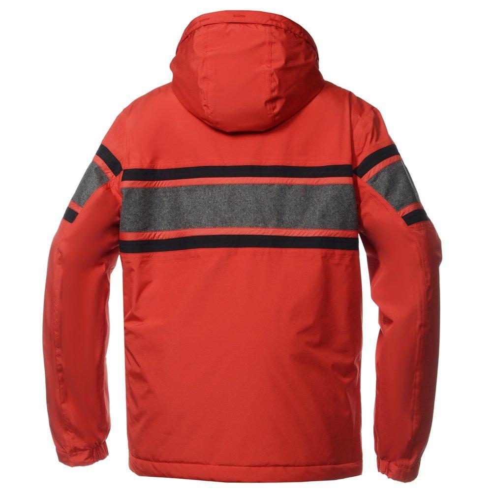 Мужской горнолыжный костюм Almrausch Staad-Hochbruck 320103-321300 красный