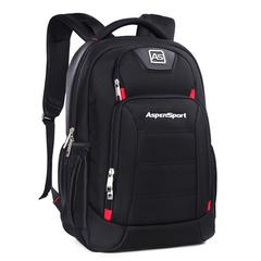 Рюкзак ASPEN SPORT AS-B22 Черный