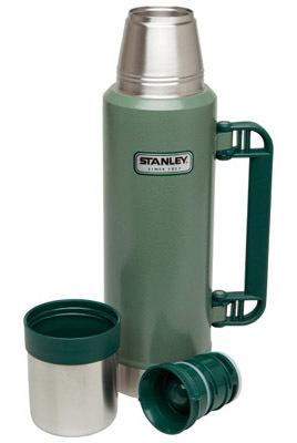 Термос Stanley Classic Hertiage (1,3 литра), зеленый