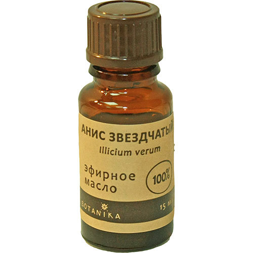 Анис - эфирное масло