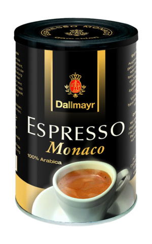 Dallmayr Espresso Monaco 250