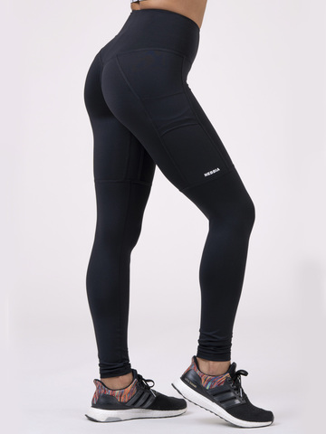 Лосины NEBBIA  High waist Fit&Smart leggings 505 black