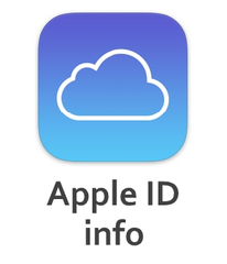 Информация об Apple ID
