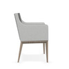 Calligaris CS_1473 P27 A02 — Стул BESS ARMCHAIR