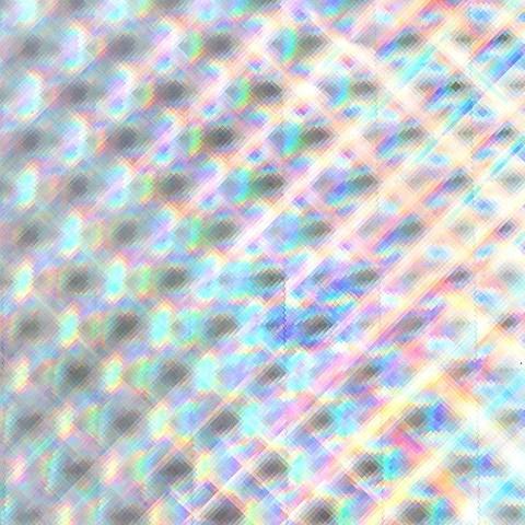 Тонерочувствительная фольга для MINC от Heidi Swapp- Silver square
