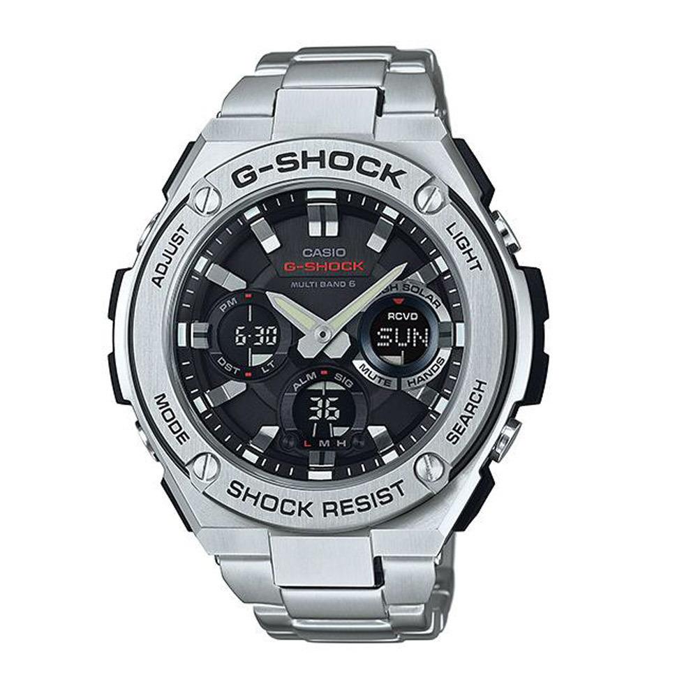 Casio G Shock Gst W110d 1a 1440000 200cp 2a