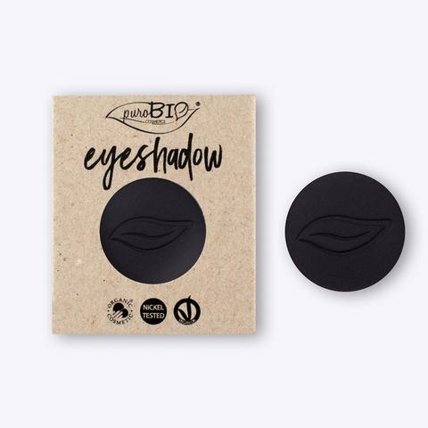 Тени для глаз PuroBio Тон 04 черный 2,5 гр РЕФИЛЛ