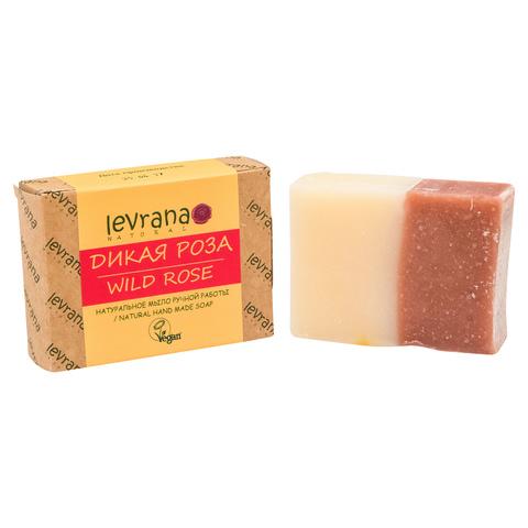 Levrana, Роза, натуральное мыло, 100 г