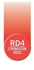 Чернила для маркеров Chameleon красно-малиновые RD4, 25 мл