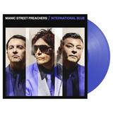 Manic Street Preachers / International Blue (Coloured Vinyl)(7' Vinyl Single)