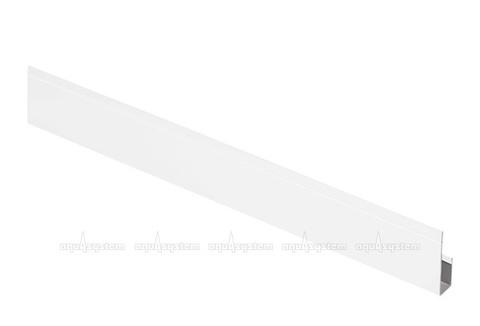 G - планка Аквасистем оцинкованная с полимерным покрытием PURAL 2 м