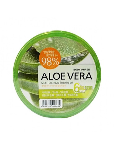 Гель универсальный Aloe Vera Moisture Real Soothing Gel от Welcos