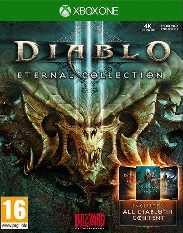 Xbox Store Россия: Xbox One Diablo III - Eternal Collection (цифровой ключ, русская версия)