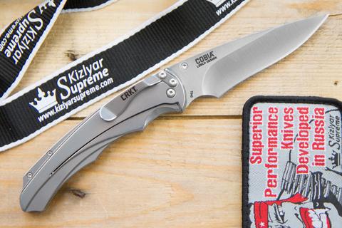 Складной нож CRKT Cobia 7040