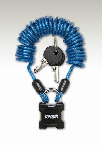 купить Велозамок Crops SPD 01 Spider G