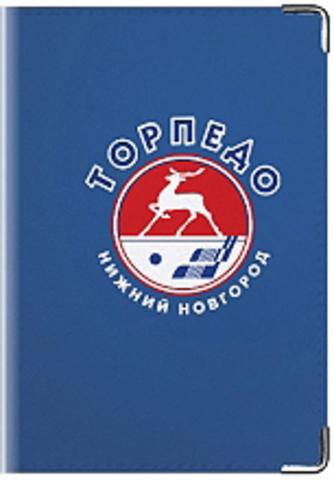 "Обложка для паспорта ""Торпедо"" (Нижний Новгород) КХЛ"
