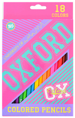 Karandaş 18rəng Oxford pink 290452 YES -карандаш