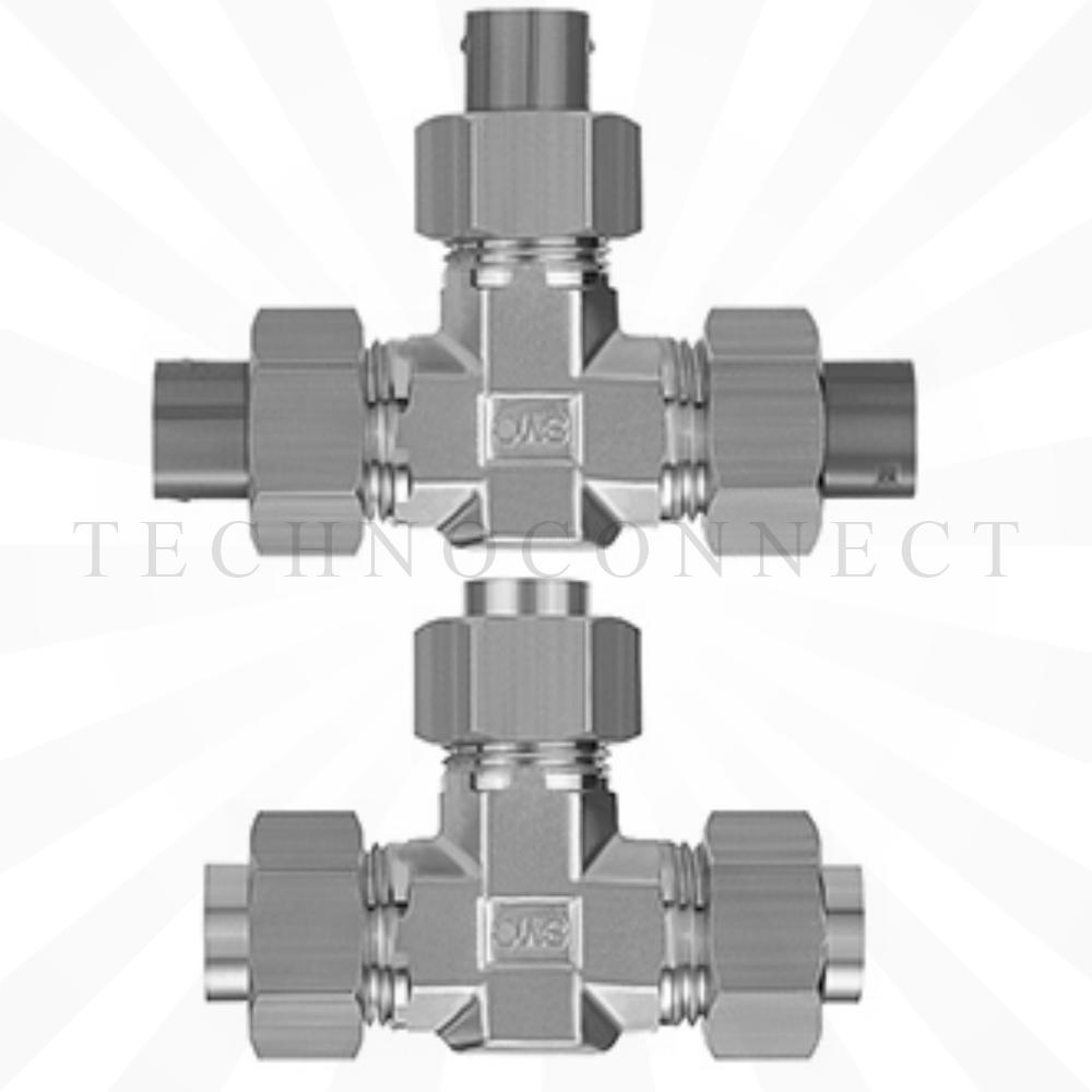 KFT08U-00-X2  Соединение-тройник