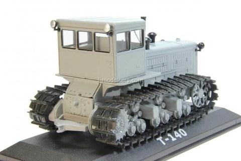 Tractor T-140 1:43 Hachette #40