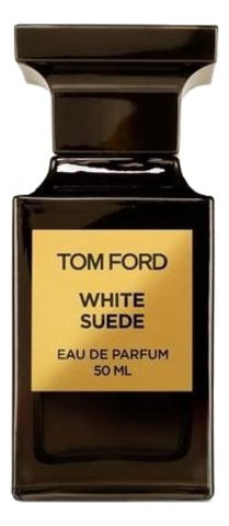 Tom Ford — White Suede