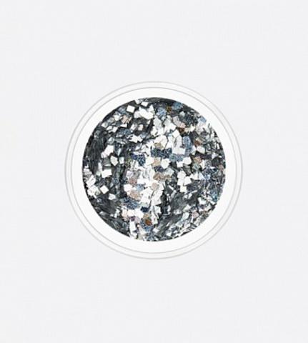 ARTEX пиксель квадрат серебро голограмма 07320020