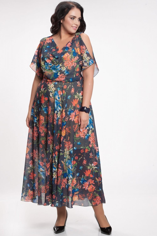 4932  Платье
