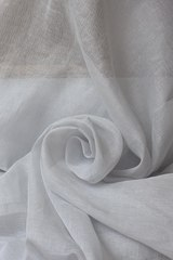 Льняная вуаль цвет ЖЕМЧУЖНЫЙ